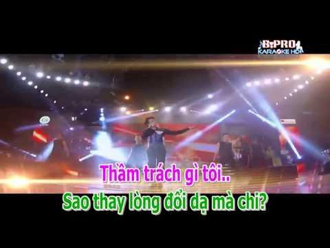 LK   Goi Do    Duong Ngoc Thai   Karaoke ChuongLy HD