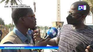 Célébration M23: Dr Malick Diop revient sur les causes directs de la manifestation