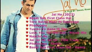 Jai Ho New Movie (All Songs)