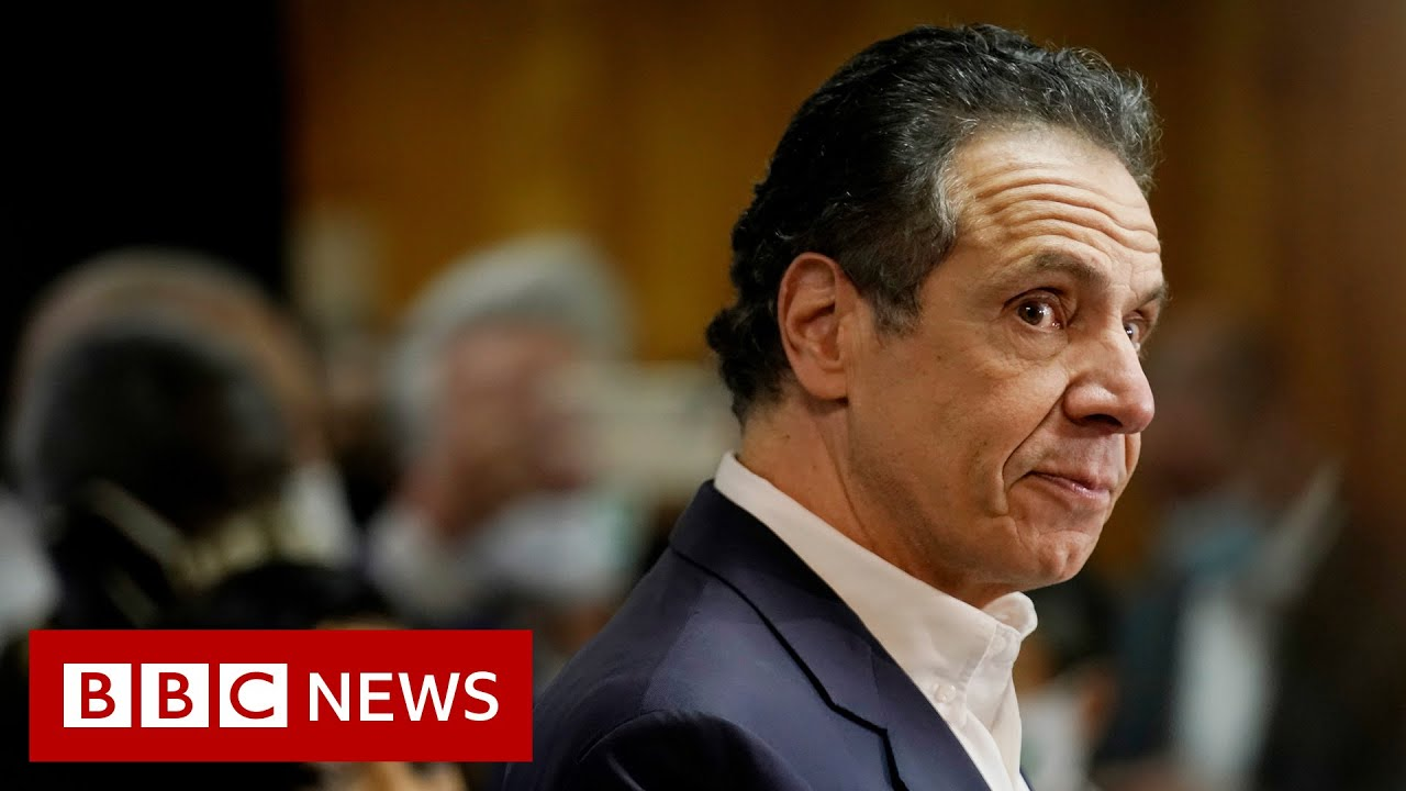 New York Governor Andrew Cuomo sexually harassed women, report finds - BBC News