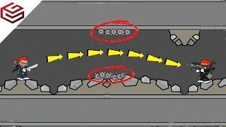 DA2 MiniMilitia How Would Legends Survive Proxy Mines..??