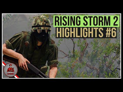 Rising Storm 2 Vietnam Highlights #6 |