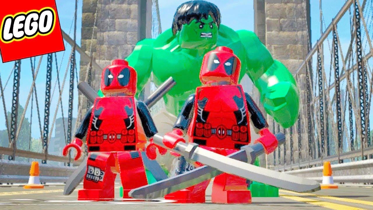 Deadpool 30 Superhéroes: LEGO Marvel Super Heroes #63