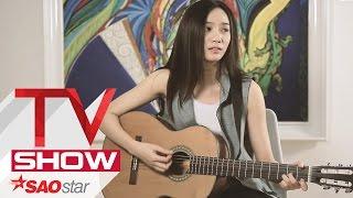 Acoustic Ver - Sau cơn mưa - Kiều Diễm X Factor [SAOSTAR.VN]