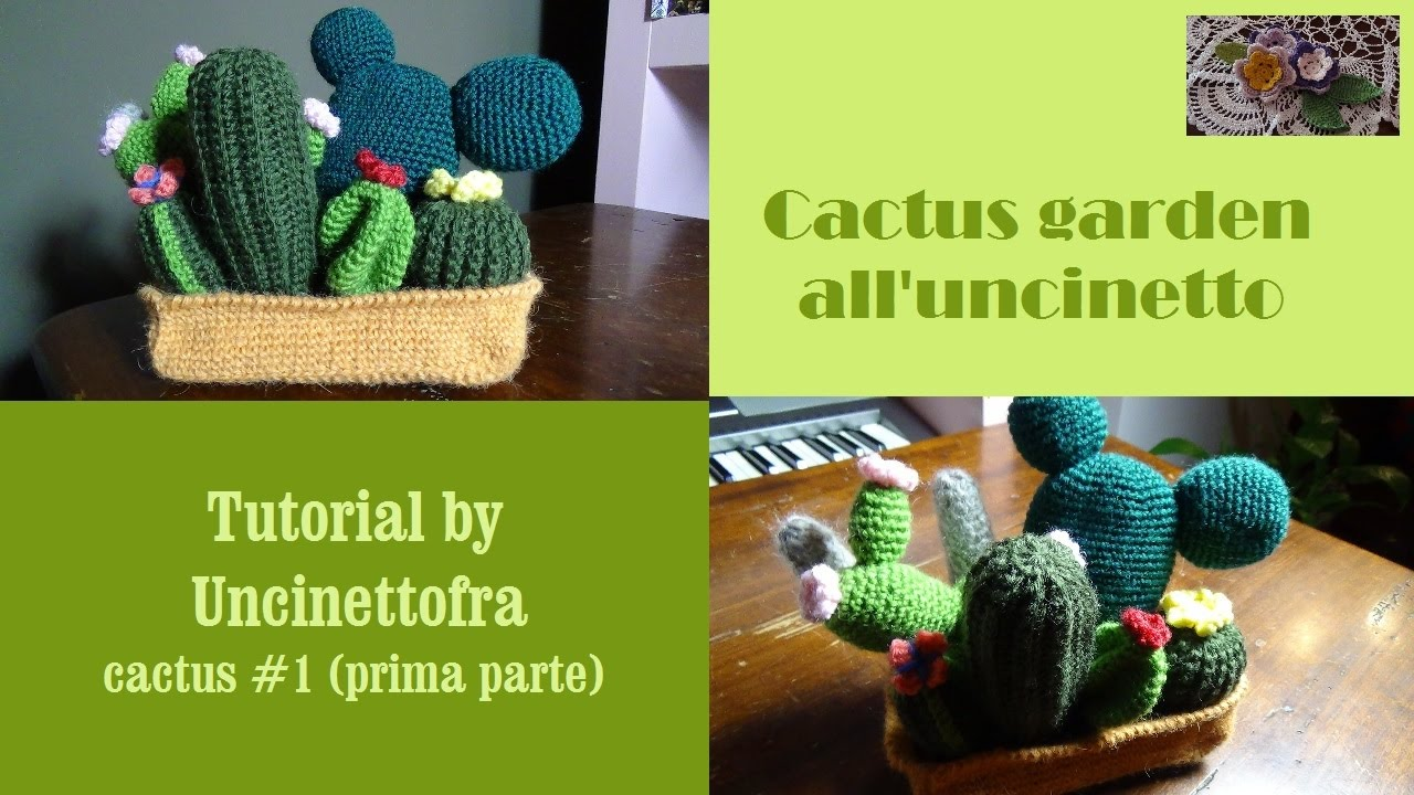 How to Crochet a Cactus for Beginners - YouTube | 720x1280