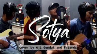 Sotya cover by Aji Gendut and Friends versi Keroncong Modern