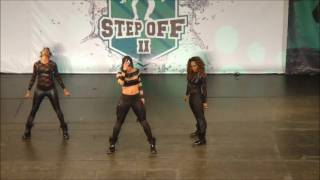 "Ciara LIVE ""Ride"" at Sprite Step-Off Challenge Round 3 Atlanta 04-02-11"