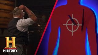 Forged in Fire: Throwing Knives DESTROY the Summer Forging Games (Part 1) (Season 7)   History