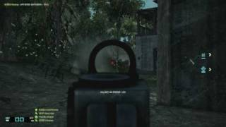 Battlefield Bad company 2 Engineer ownage 600exp in a row
