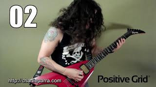 Repeat youtube video Riffer Madness - 20 CLASSIC METAL RIFFS MASHUP!!!