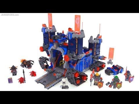 LEGO NEXO KNIGHTS FORTEX LEGO 70317