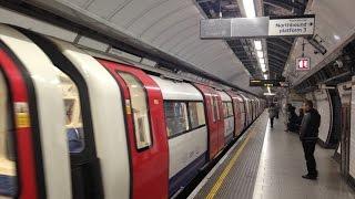 Riding the London Underground - The Tube