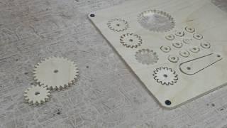 Машинка для изготовления веревок (часть 1) How To Make Machine For A Cord For Ply-split Braiding