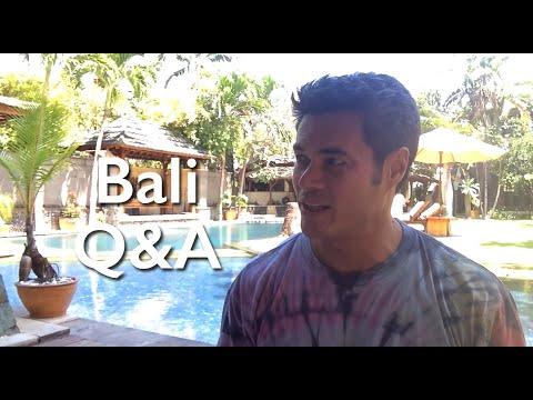 Entrepreneur Q&A from Bali