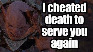 Shadow of War - The Most Loyal Orc in Mordor Cheated Death to Serve Me