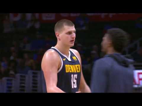 Denver Nuggets vs Los Angeles Clippers | October 17, 2018