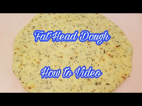How to Make Fat Head Pizza Dough