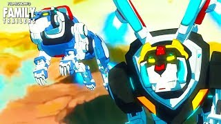 VOLTRON LEGENDARY DEFENDER Season 7 Trailer finds the Paladins on a Long Journey Home
