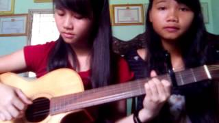 Su Bé & Ngọc Phượng (cover)-guitar-Riêng mình em -Miu Lê