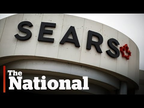 Sears Canada Wants To Liquidate Remaining Stores