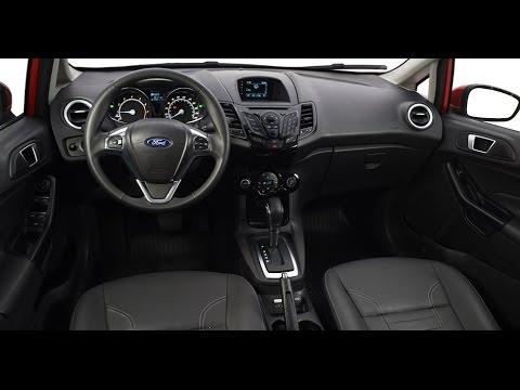 Interior Ford Fiesta 2017 >> Novidade Novo Ford Fiesta 2017 Interior E Exterior Canal Force