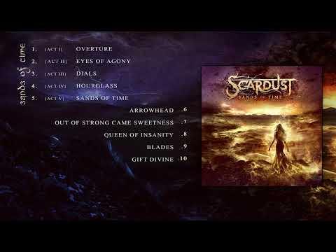 Scardust | Sands of Time | FULL ALBUM 2017
