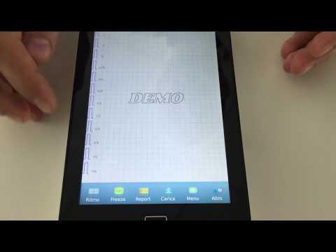 ECG Elettrocardiografo BIOCARE Tablet iE10 - 12 canali / Interpretativo