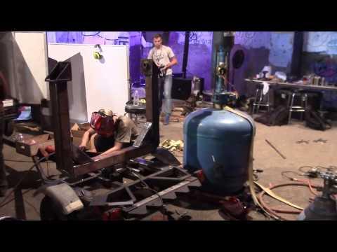 Edwards Ironworker, Edwards 55 Ton Hydraulic Ironworker at Redbull Creation