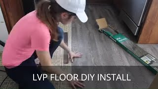 Luxury Vinyl Plank Flooring Installation Tips Tutorial
