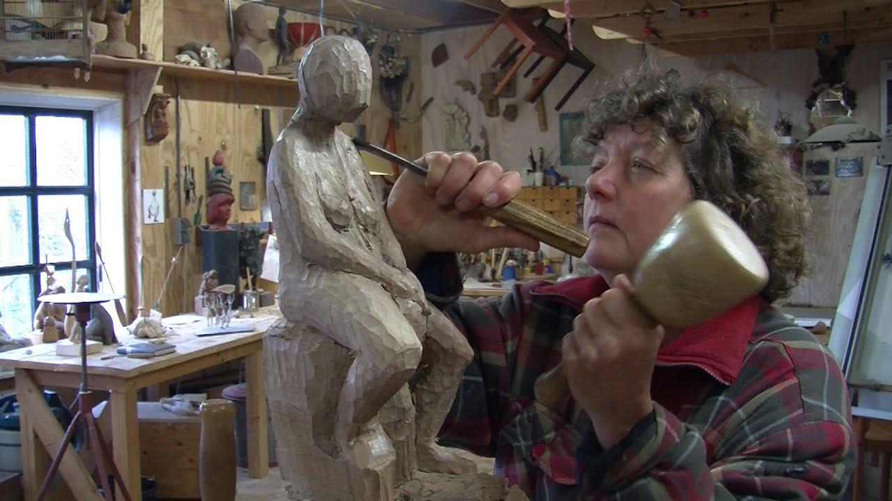 Gptv uit de kunst de mens centraal bij beeldhouwster for Van der leun rijssen