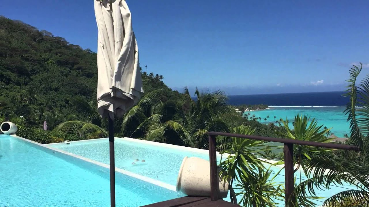 villa a vendre moorea polynesie youtube. Black Bedroom Furniture Sets. Home Design Ideas