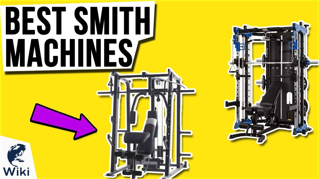 7 Best Smith Machines 2021