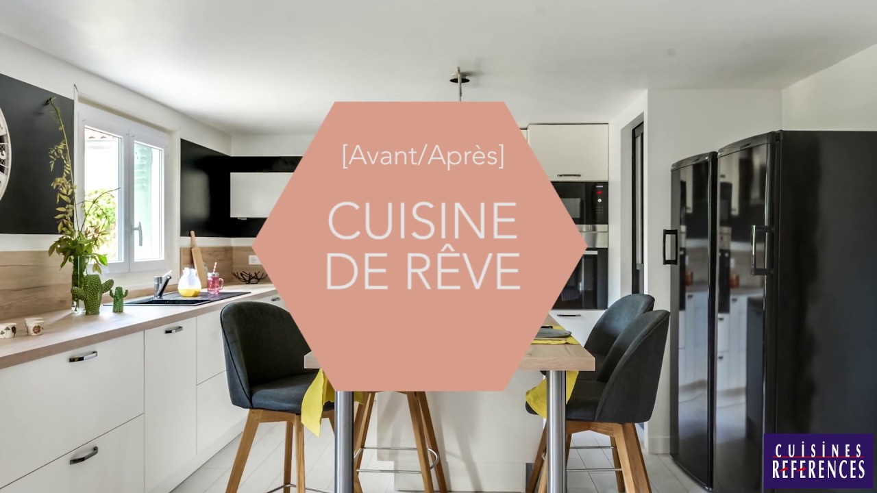 Relooking Appartement Avant Après avant/après : découvrez la transformation incroyable de cette cuisine