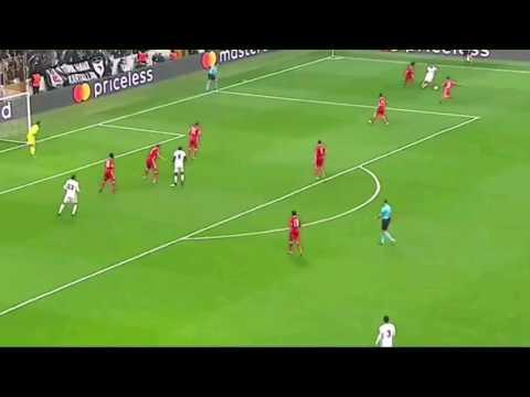 UEFA Champions League goal of the season - Cenk Tosun