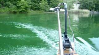 Kayak Bic HP2 / moteur électrique