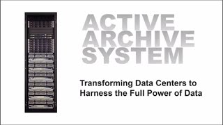 Introduction to HGST Active Archive System