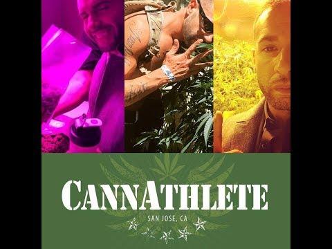 Cannabis performance facilitation with the CannAthlete