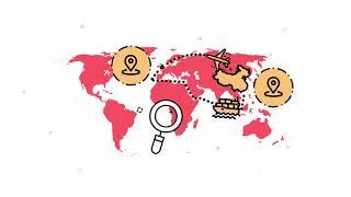 Видеоинфографика для ICO. Криптовалюта QUA