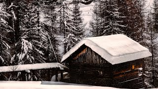 "Peaceful Music, Instrumental Music, Relaxing Music, ""Snowy Winter Dream"" Tim Janis"