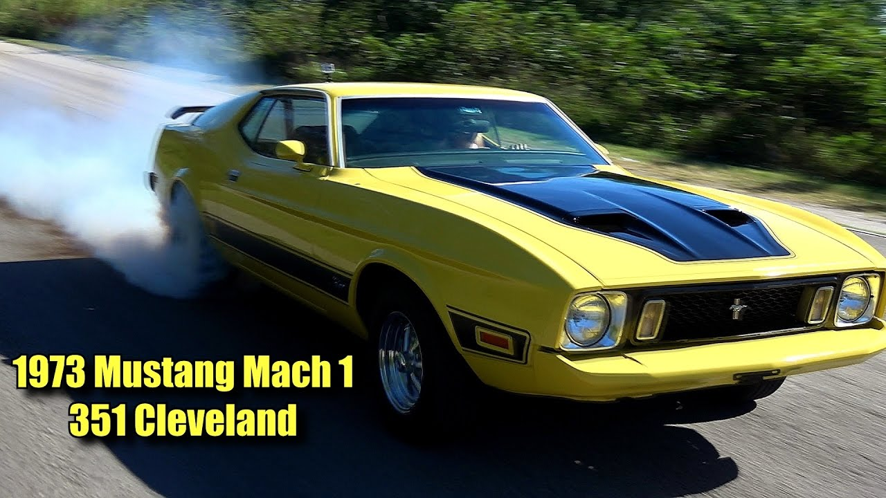 1973 mustang mach 1 doovi. Black Bedroom Furniture Sets. Home Design Ideas