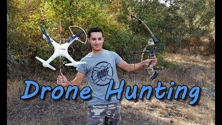 Drone Hunting - How to hunt a Drone