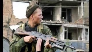 память погибшим на войне в Чечне