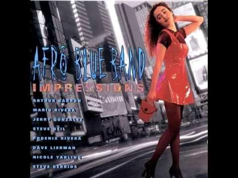 Afro Blue Band - Latin Jazzdance