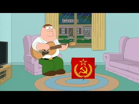 Rock Lobster But Every Lobster is replaced with the Soviet Union Anthem