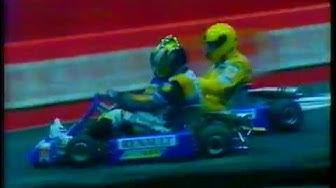 Formula Karting 1997, Hartwall Areena Helsinki