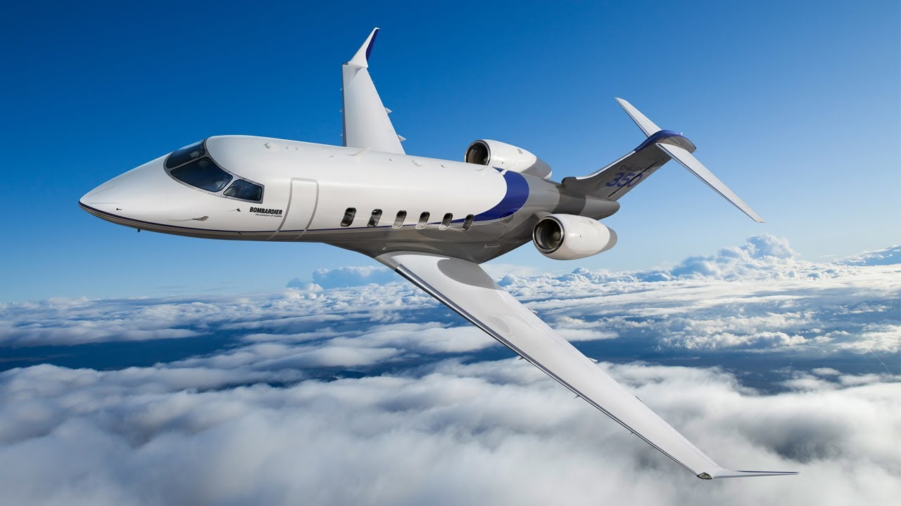 Netjets Unveils First Bombardier Challenger 350 Signature