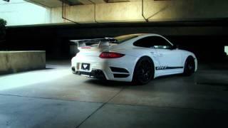 Vorsteiner Porsche 997 V-RT Edition 911 Turbo 2014 Videos