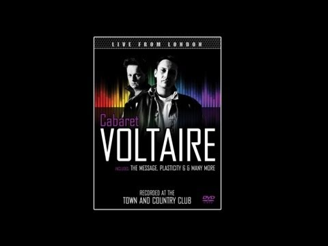 Cabaret Voltaire - Invisible Generation (Version)