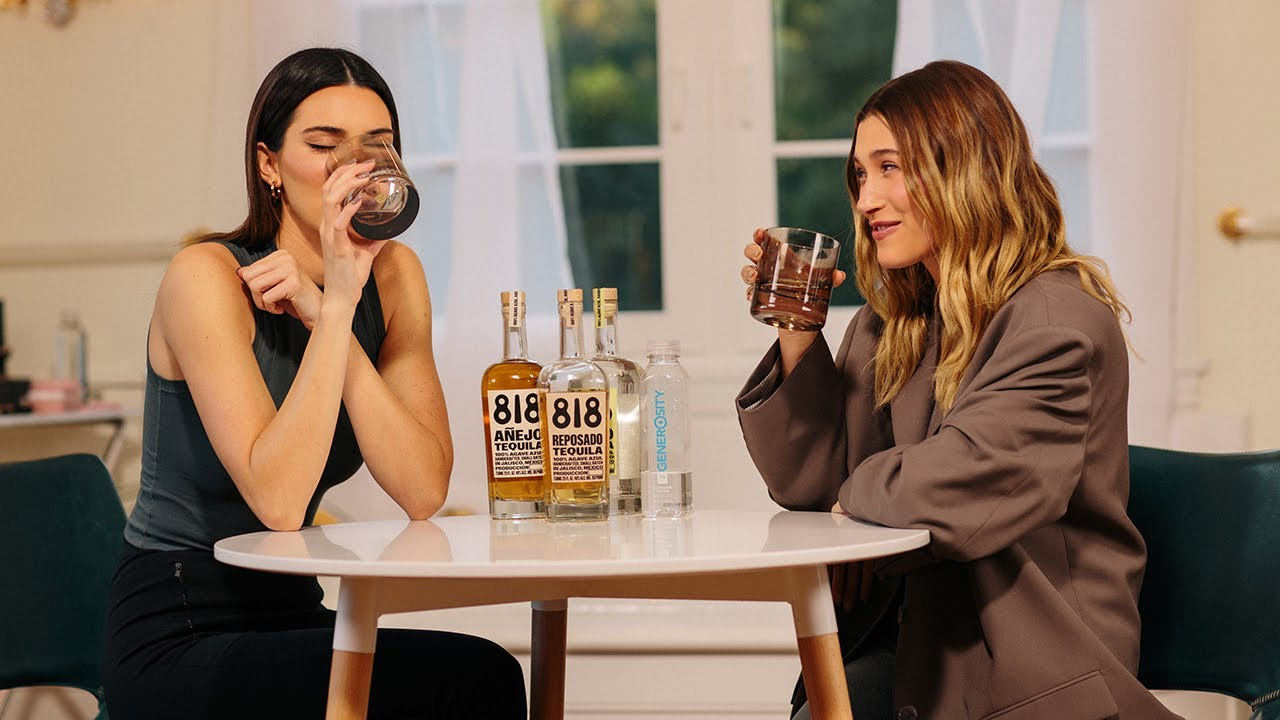 Hailey Bieber And Kendall Jenner Talk One-Night Stands And Cheating