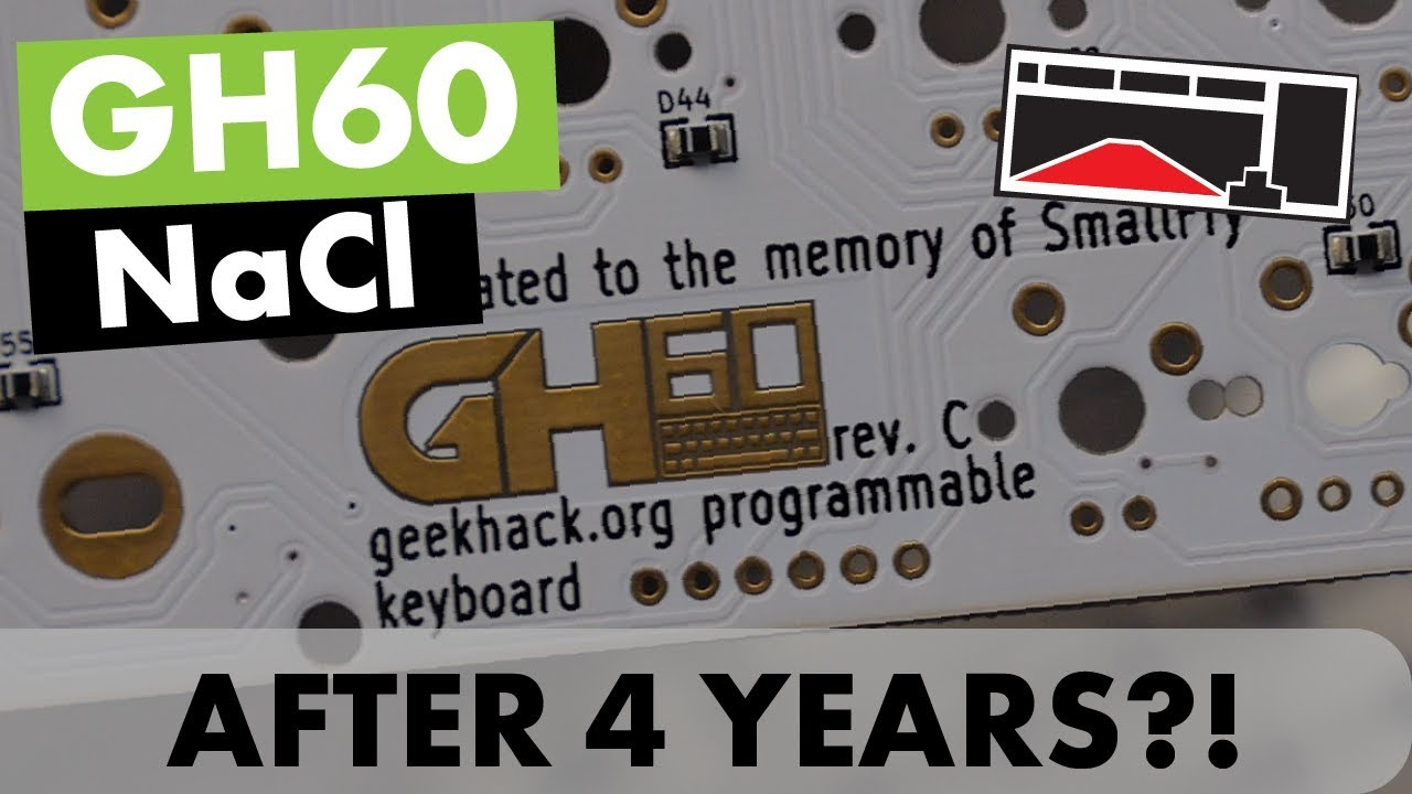 The Story of the Geekhack GH60 Rev C